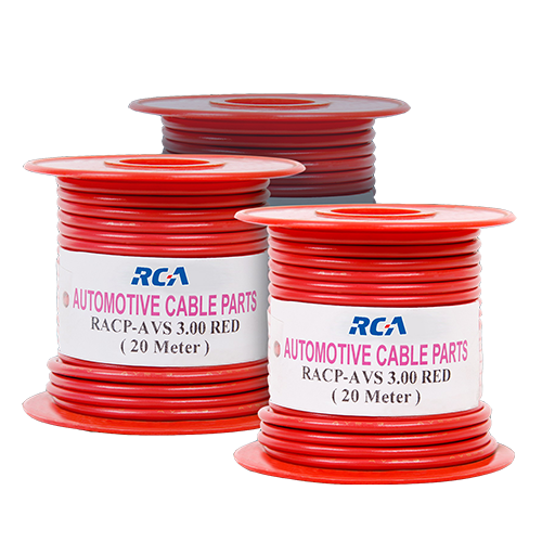 Cable Automotive RCA