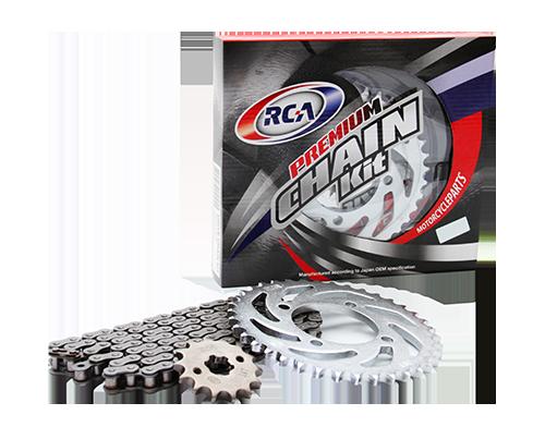 Gear Motor RCA