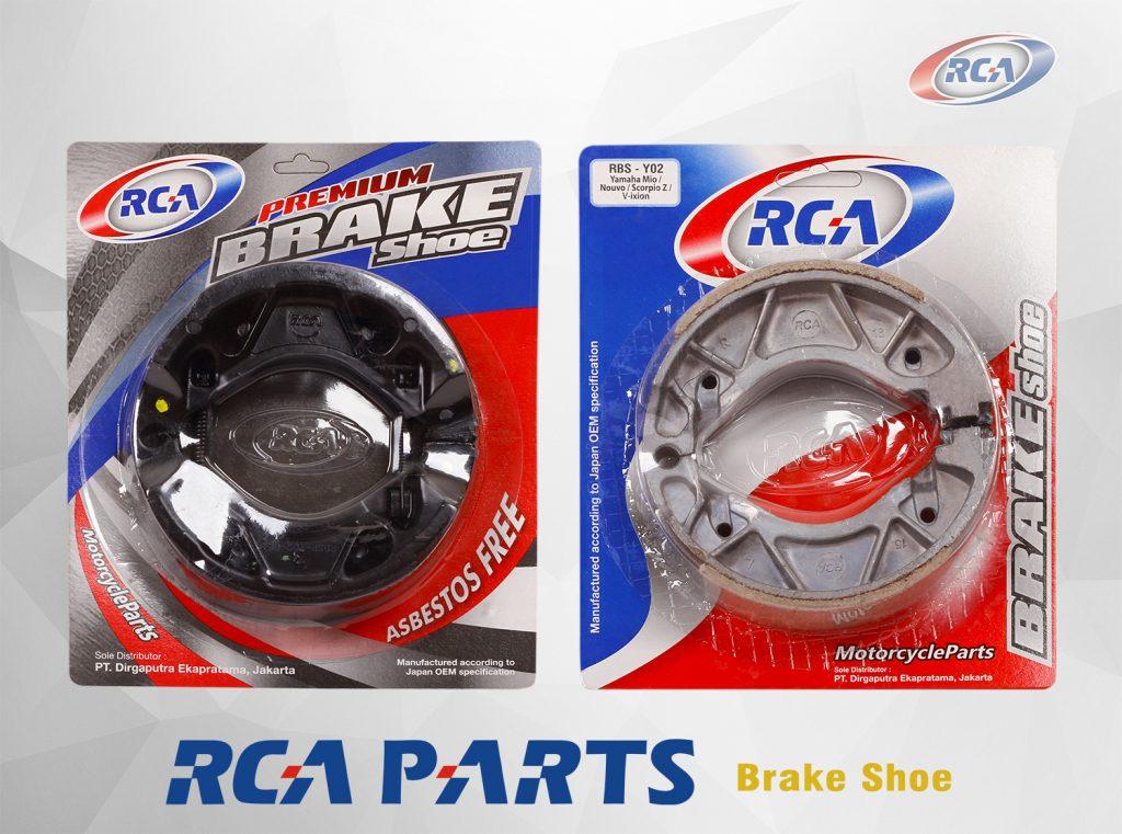 RCA Brake Shoe