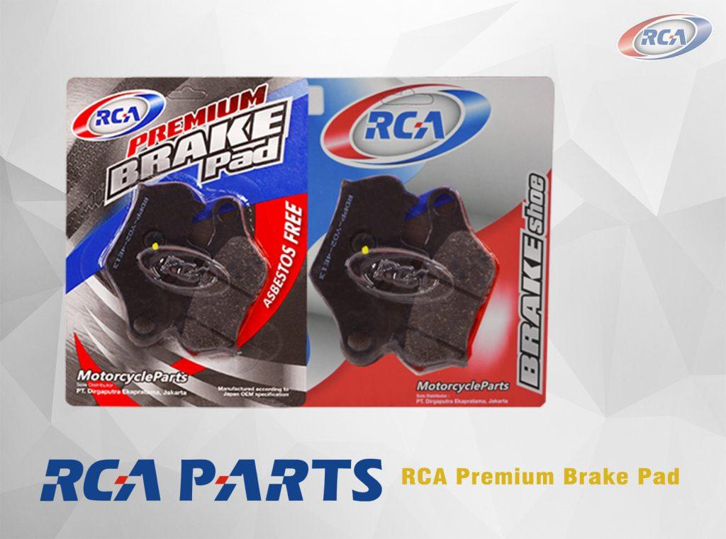RCA Premium Brake Pad