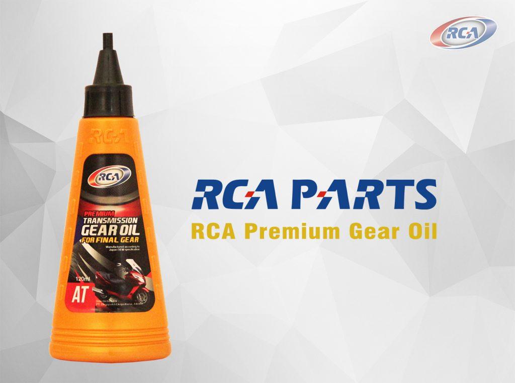 Gear Oil RCA