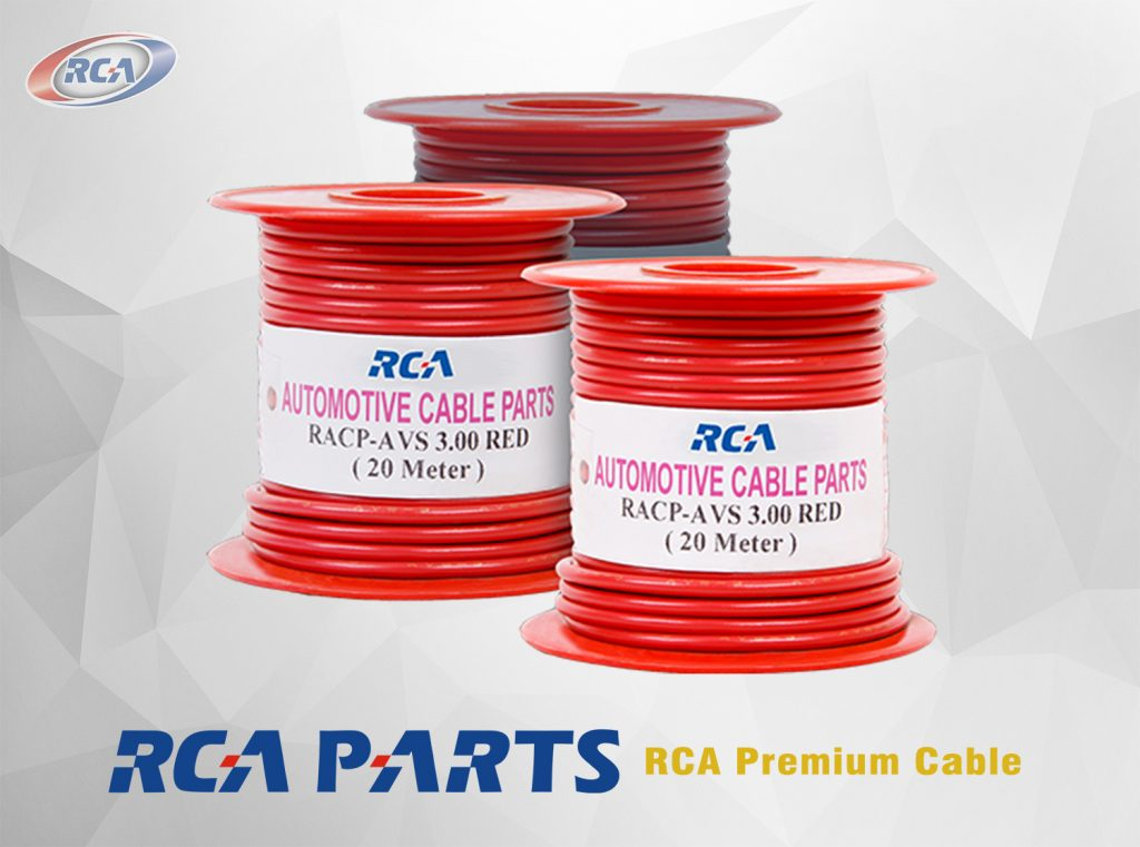 RCA Cable Automotive
