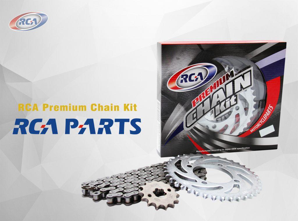 RCA Chain Kit