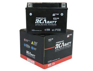RCA BATTERY Motorcycle Parts