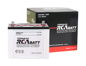 RCA Battery